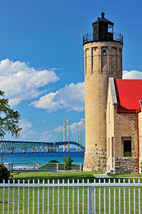 Michigan - Old Mackinac Point Lighthouse